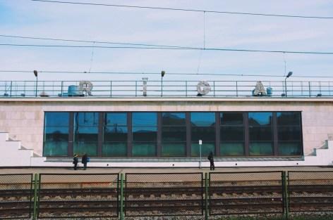 Dworzec kolejowy w Rydze