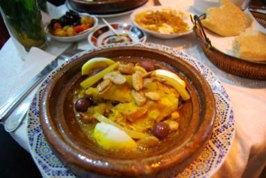 marokański tadżin