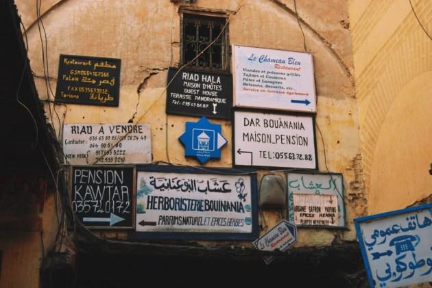 Fez, Maroko
