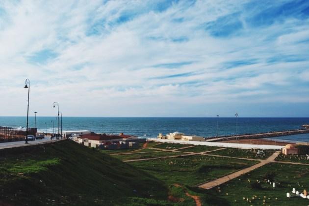 widok na Ocean