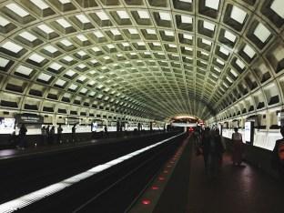 metro w Waszyngtonie