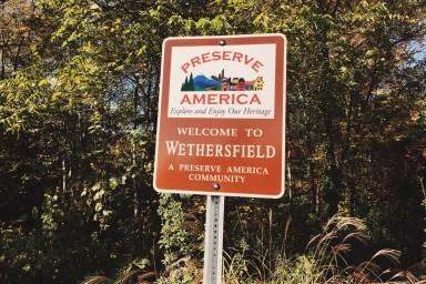 Wethersfield to jedna z najstarszych miejscowości w USA
