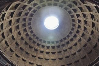 Panteon - kopuła