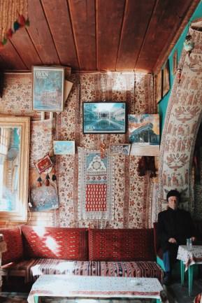 herbaciarnia w pałacu | zdjęcia Magdalena Garbacz-Wesolowska