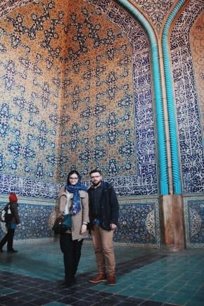 wnętrze meczetu Szejcha Loft Allaha
