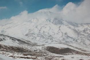 góra Damavand