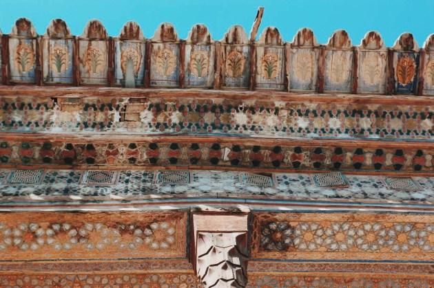 kompleks pałacowy Chehel Sotoon | zdjęcie Magdalena Garbacz-Wesołowska