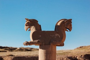 Gryfy Persepolis