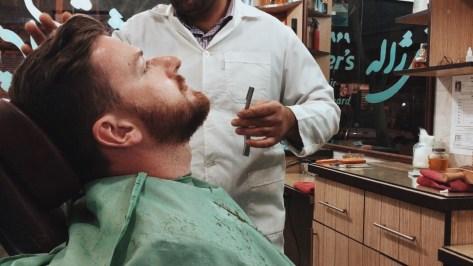u irańskiego barbera
