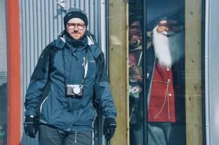 wg mieszkańców Longyearbyen Mikojał mieszka tam, nie w Laponii