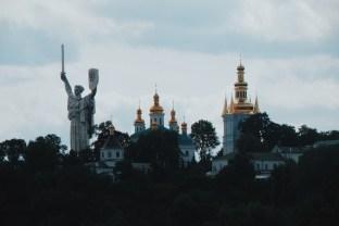 Rodina Mat w Kijowie