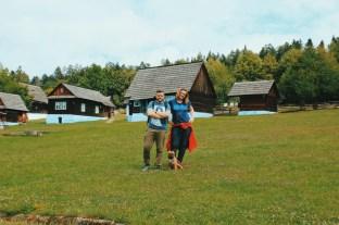 Skansen Stara Lubownia #skansenlubownia #słowacja