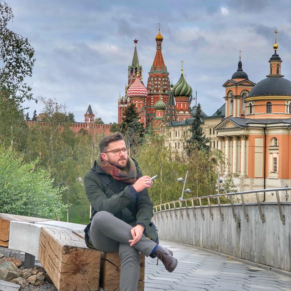 Wojazer w Moskwie