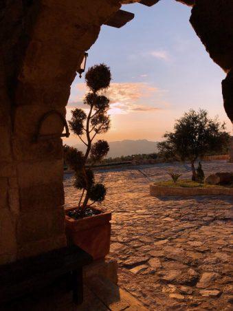 nocleg w Wadi Musa