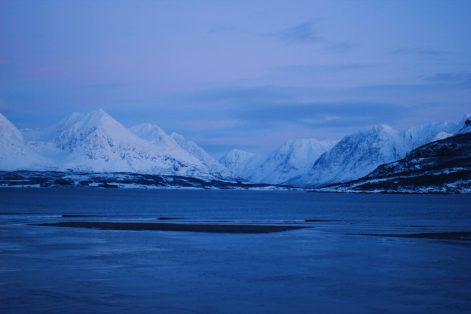 Alpy Lyngeńskie Tromso
