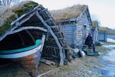 Tromso Norwegia wioski rybackie