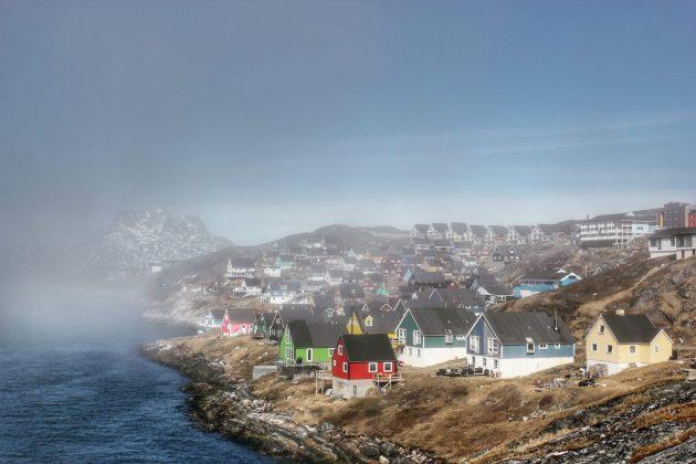 Nuuk pogoda