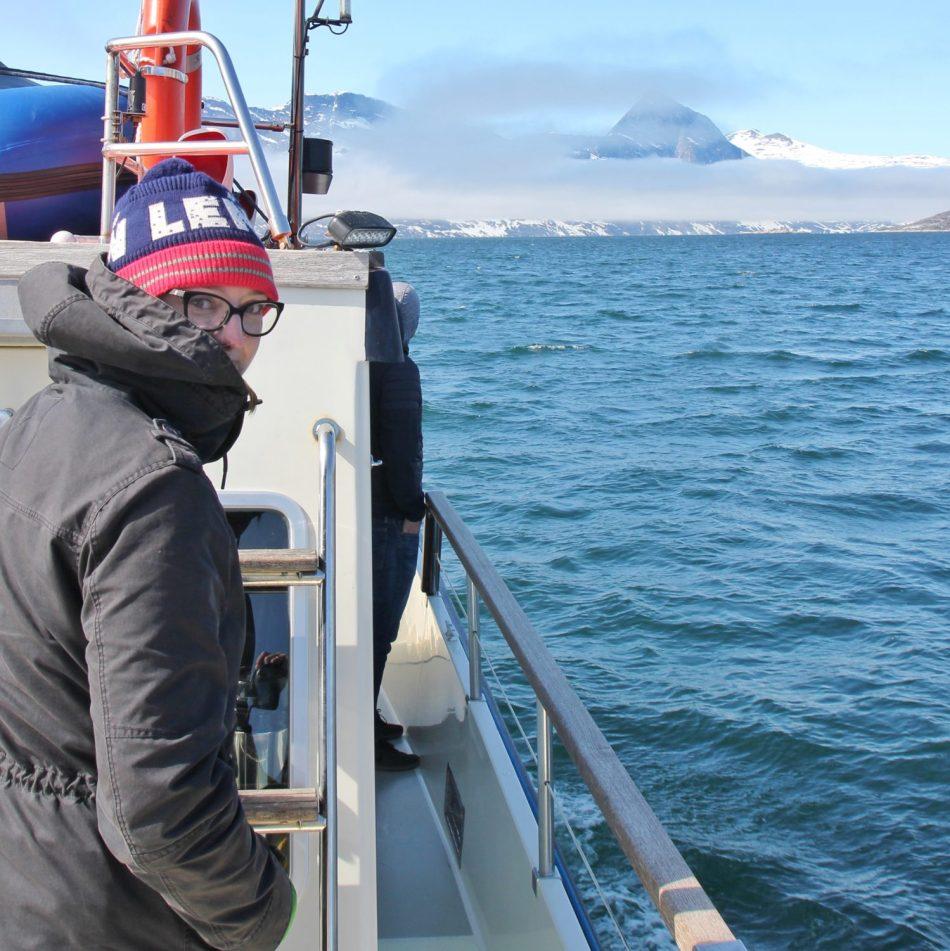 Grenlandia rejs