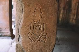 zdobienia Angkoru w Ta Prohm