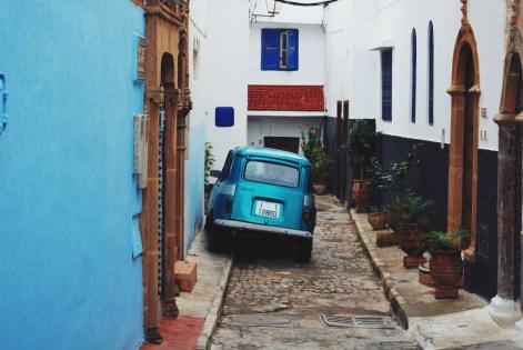 Kasbah, Rabat