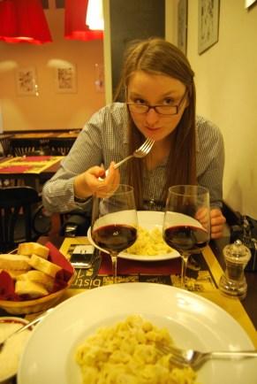 bolońskie jedzenie