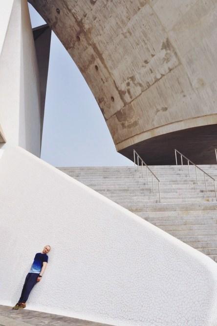Auditorio de Tenerife | zdjęcie Magdalena Garbacz Wesołowska
