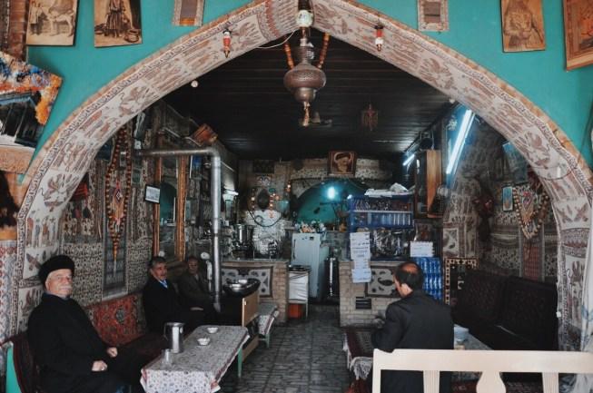herbaciarnia w pałacu | zdjęcie Magdalena Garbacz-Wesołowska