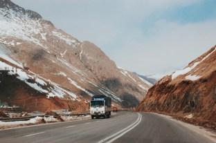 w drodze do Damavand