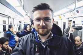 w teherańskim metrze   zdjęcie Magdalena Garbacz-Wesołowska