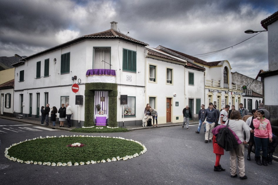 Romeiros, Sao Miguel, Azory