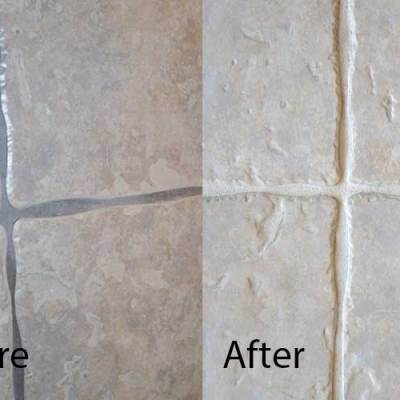 HATE YOUR DIRTY GROUT LINES – STAIN THEM FOR AMAZING RESULTS