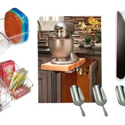 KITCHEN & PANTRY TOOLS TO HELP YOU GET & STAY ORGANIZED