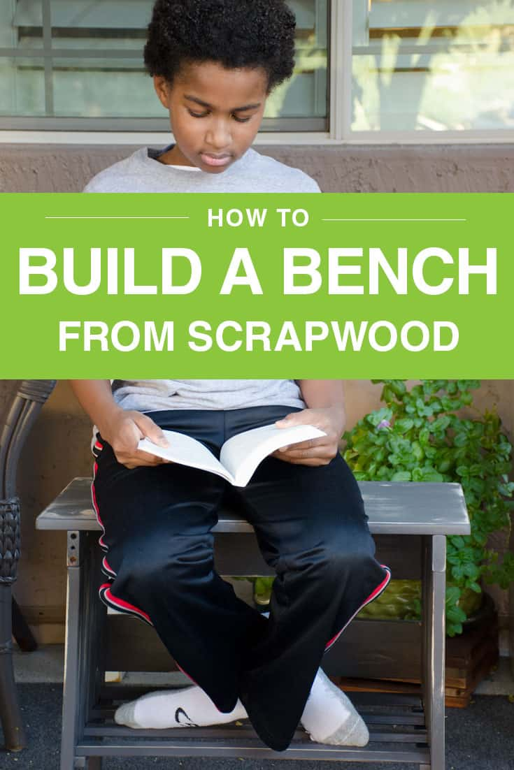 Build a Scrapwood Bench