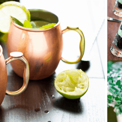 31 Quick and Easy Green Treats and Drinks You can Make for St. Patrick's Day