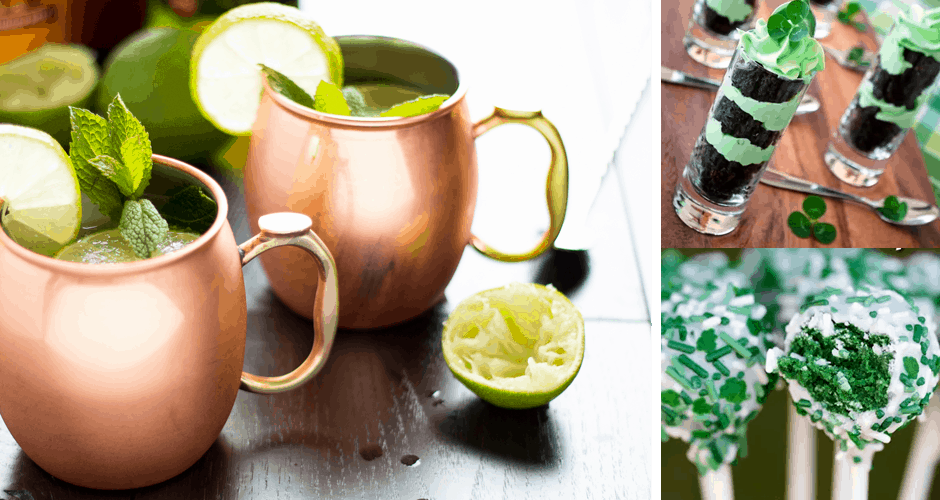 31 QUICK EASY ST. PATRICK'S DAY TREATS AND DRINKS TO MAKE