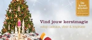 Kerstbanner Bol.com