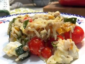 voorbeeld Ovenschotel met paprika