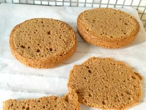 pompoentaart biscuit