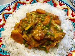 Heerlijke Indiase curry