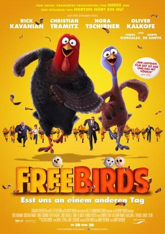 Free Birds - Esst uns an einem anderen Tag!