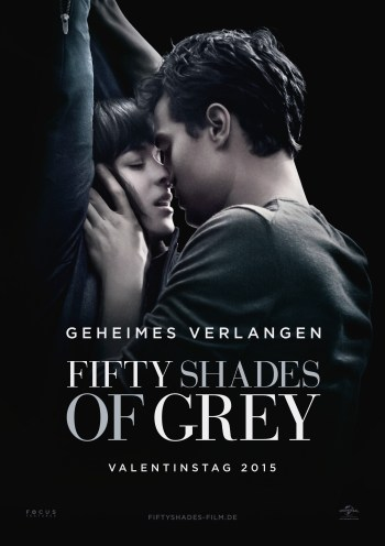 Fifity Shades of Grey