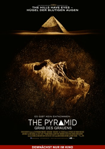 The Pyramid: Grab des Grauens