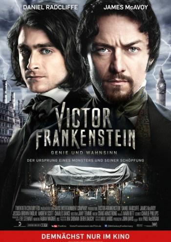 Victor Frankenstien - Genie und Wahnsinn