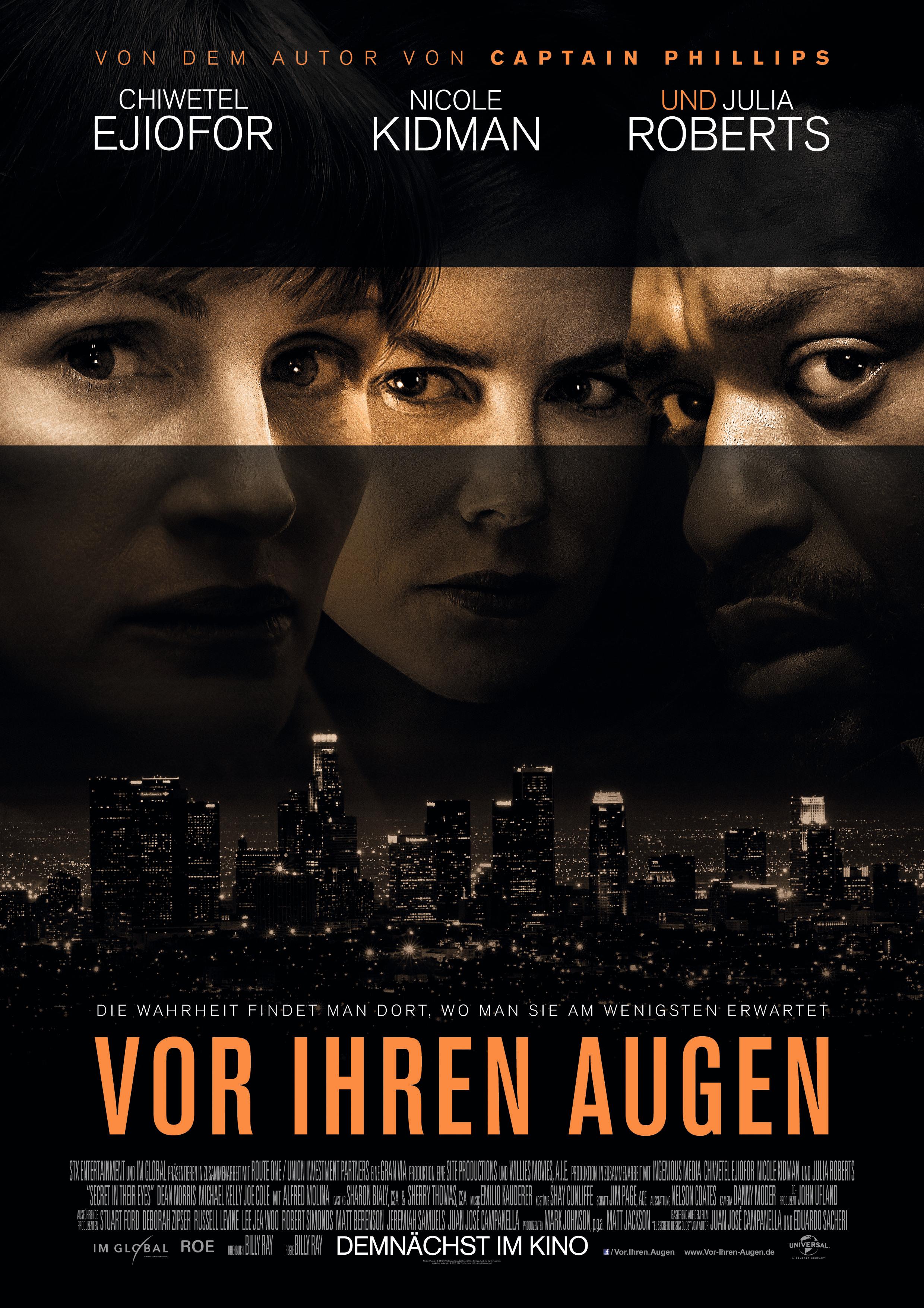 Vor ihren Augen | Wessels-Filmkritik.com