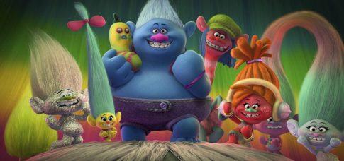 """Bleiben Randnotizen: Die Nebenfiguren in """"Trolls"""" sind nicht mehr als Stichwortgeber"""