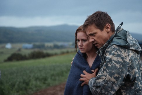 Dr. Louis Banks (Amy Adams)  und Ian Donnelly (Jeremy Renner) müssen zusammen arbeiten, um das Geheimnis hinter den Objekten zu entschlüsseln.
