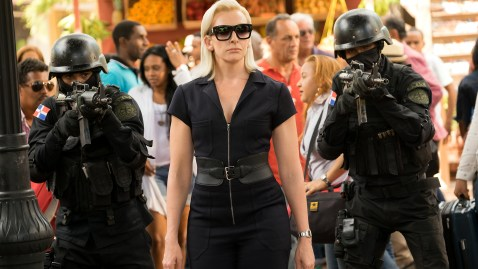 Toni Collette as Jane Marke in xXx: RETURN OF XANDER CAGE by Paramount Pictures and Revolution Studios