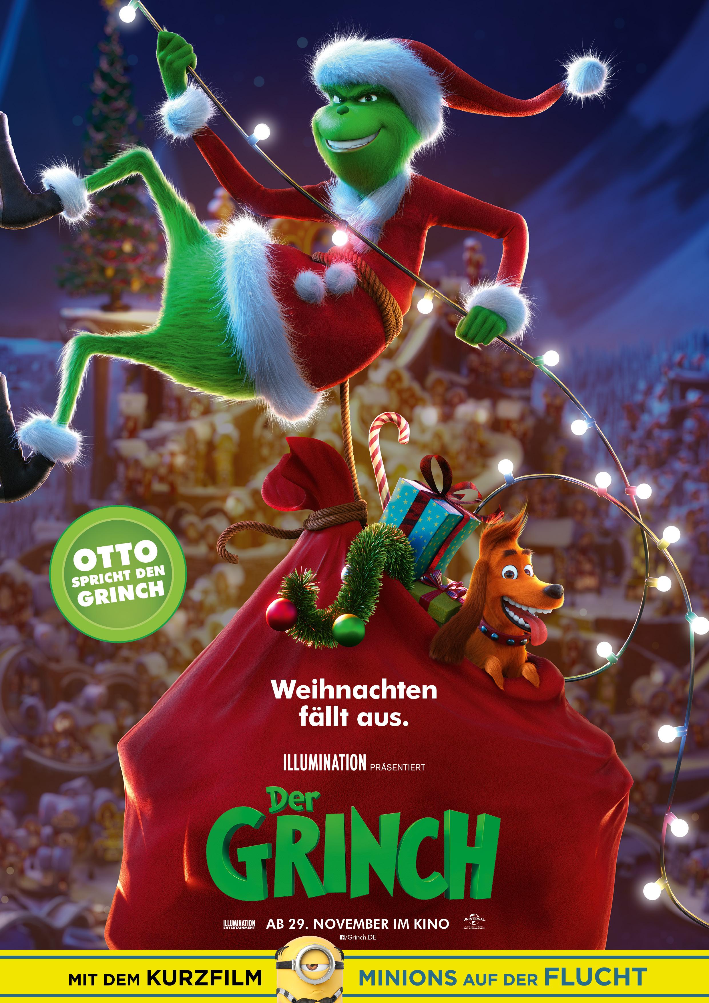 Der Grinch | Wessels-Filmkritik.com