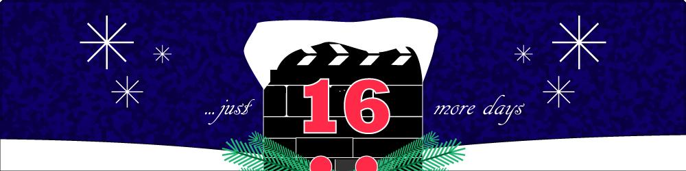 Wessels' Weihnachts-Countdown: Schönstes Filmplakat