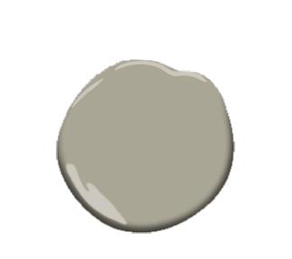 Light Grey Paint with Warm Undertones